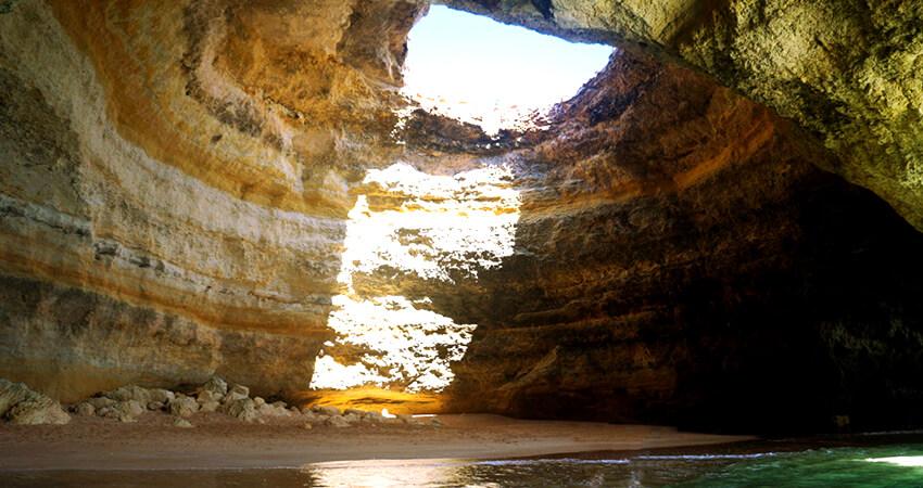 Algarve Discovery - Benagil cave
